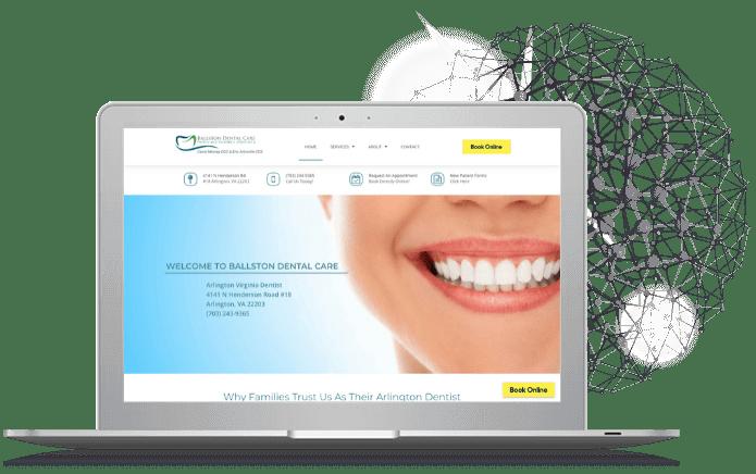 websites for dentists